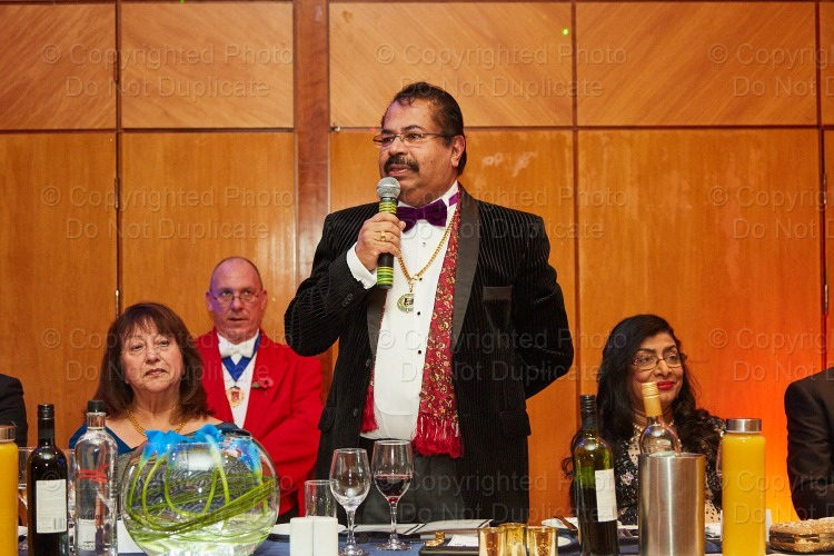 Middlesex Law Society & The Association of Sri Lankan Lawyers in the UK Annual Ball